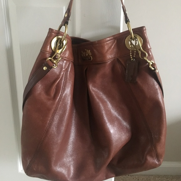 Coach Handbags - Coach Madison Hobo